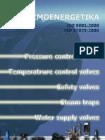 Termoenergetika Catalogue