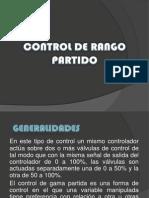 7. Control de Rango do