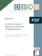 Handbook Web Fr