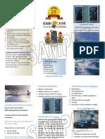 CanSolAir AIR Brochure 2012-Sample