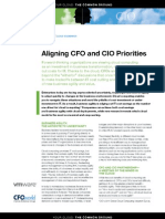 CFOworld - Aligning CFO and CIO Priorities - English
