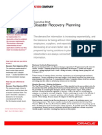 Disaster Recovery Exec Brief 069248