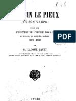 Antonin Le Pieux Introduction)