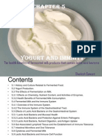 Yogurt and Immunity