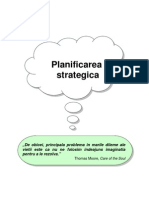 Suport Curs - Planificare Strategic A