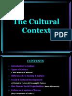 004. the Cultural Context