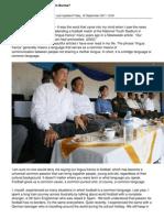 Nyein Chan Aye - Article