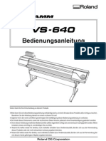 Manual vs-640 De