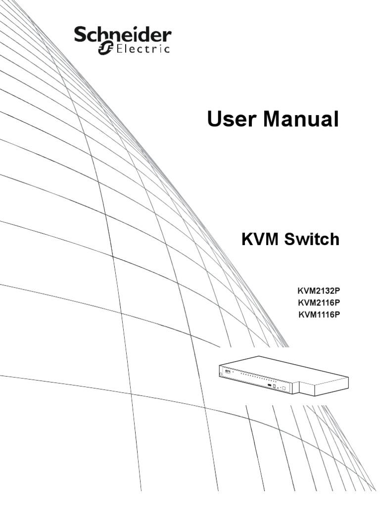 WRG-9914] Apc Kvm Wiring Diagram