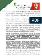 Documento Eventi Svolti nella Regione Emilia Romagna