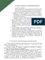 Exercitarea Controlului Financiar Preventiv