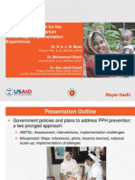 Faisel_Program Implementation Bangladesh Experience