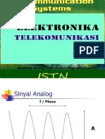 Dasar Elektronika Telekomunikasi