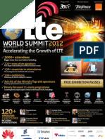LTE World Summit 2012