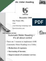 Arad Tecnologies Ltda_Automatic Meter Reading