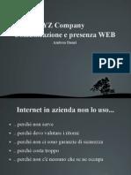 Comunicazione e Presenza Web