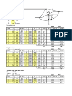 Slope Stability - Excel Spread Sheet Example