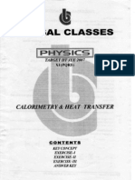 Bansal CLasses Physics Study Material for IIT JEE