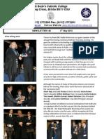 Newsletter 140 - 04.05.12