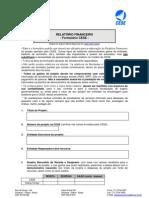 Roteiro Para Elaborao de Relatrio Financeiro - ApC