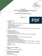 bibliografie INM 2011