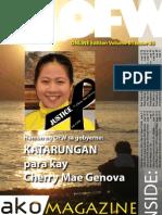 OFW Ako Magazine ONLINE Edition Issue 005