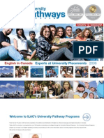 ILAC 2009 University Pathway Programs Brochure English HR