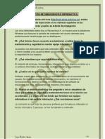 EJERCICIOS DE SEGURIDAD EN INFORMÁTICA