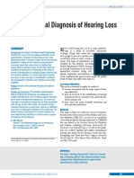 DD Hearing Loss