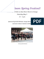 Arts in Bloom Spring Festival Final