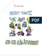 Proiect_tematic Cu Ce Calatorim