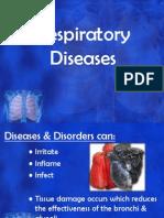 Resp Disease PP