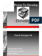 Oracle Designer6i