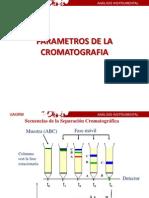 parámetros cromatográficos expo