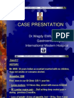 Case Presntation-1dr.wagdy Mikhail