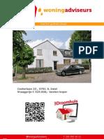 Brochure Costerlaan 23, Zeist