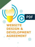 Website Design Agreement