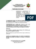 BrigadaPortaria 001.2004