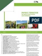 Poteci Tematice in Ariile Protejate Din Romania