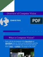 CV Overview