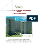 Cypress Tower Residences