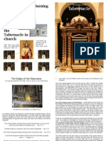 The Origin of the Tabernacle