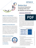 Ökobilanz-Check-Datenblatt