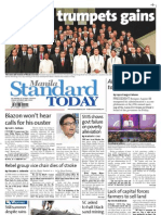 Manila Standard Today - May 5, 2012 Issue