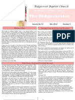 2012 05 Ridgecrester