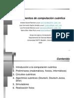 Fundamentos Computacion Cuantica