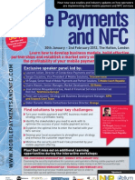 Mobile Payments Conference London 2012 Brochure