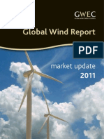 Global Wind Energy Council - GWEC Annual Report 2011