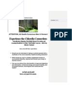 Chlorella FREE Report