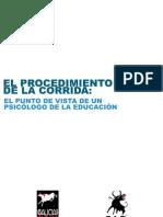Corridas de Toros - Psicología Educacional (1)